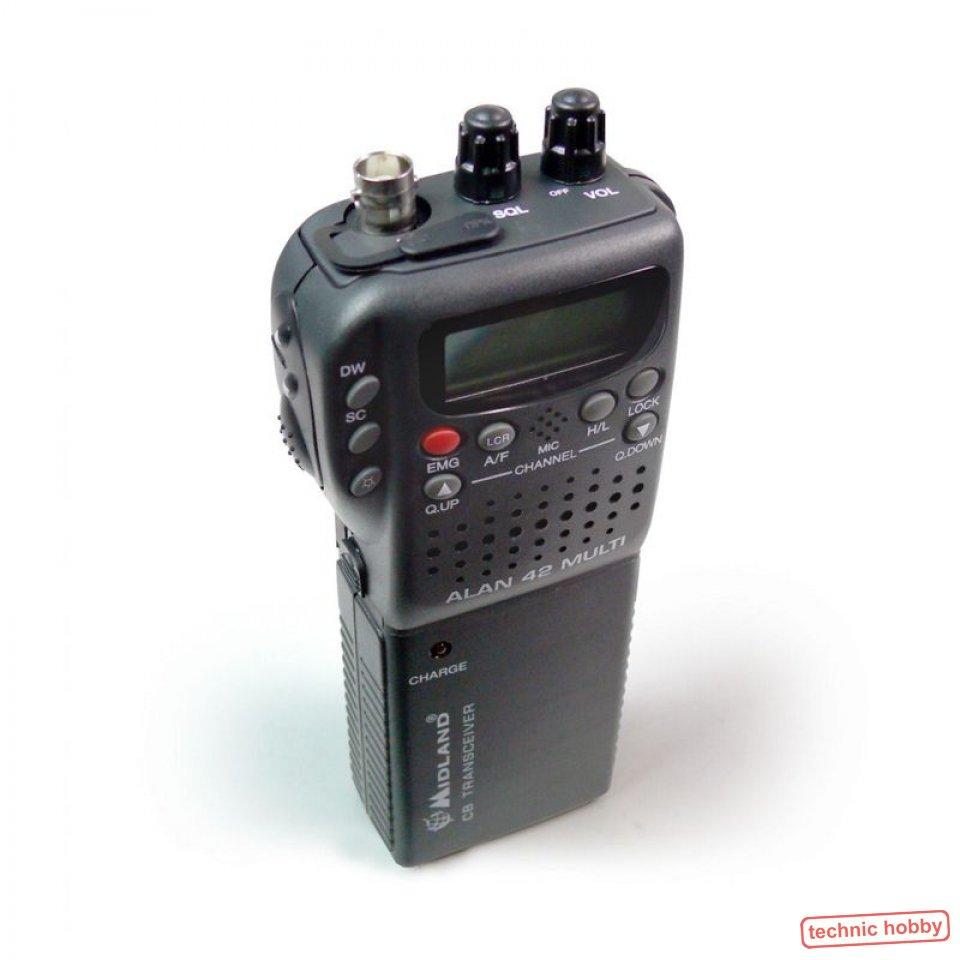 Anschlußmaterial Handys & Kommunikation ZuverläSsig Set Albrecht Ae 6110 Mini Cb-funkgerät Mit Gamma 2f Antenne U