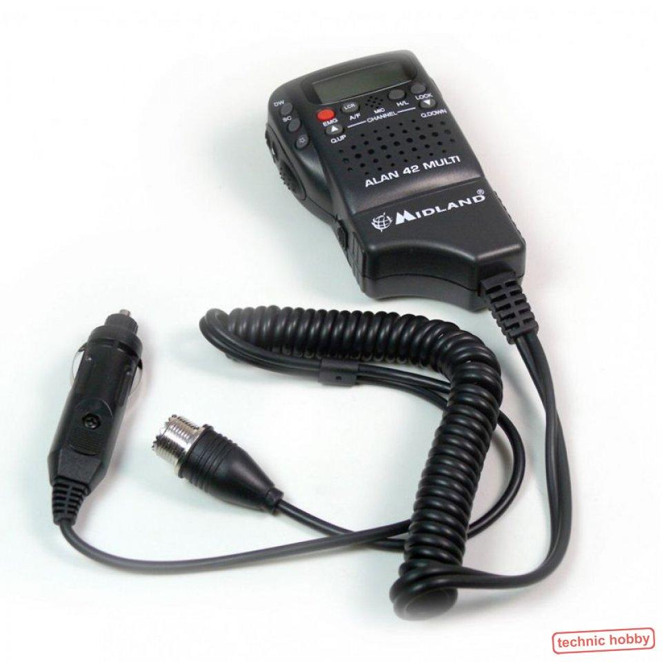 Funktechnik ZuverläSsig Set Albrecht Ae 6110 Mini Cb-funkgerät Mit Gamma 2f Antenne U Anschlußmaterial Handys & Kommunikation