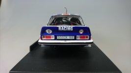 Opel Ascona W. Röhrl, Rally Monte Carol 1982