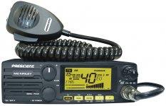 President Mc Kinley ASC 12/24 Volt AM/FM/SSB Transceiver
