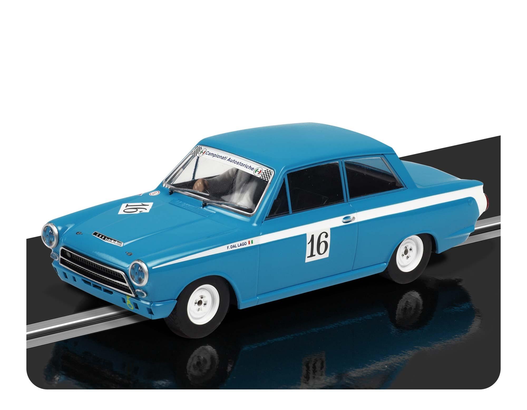 Ford Cortina No 16
