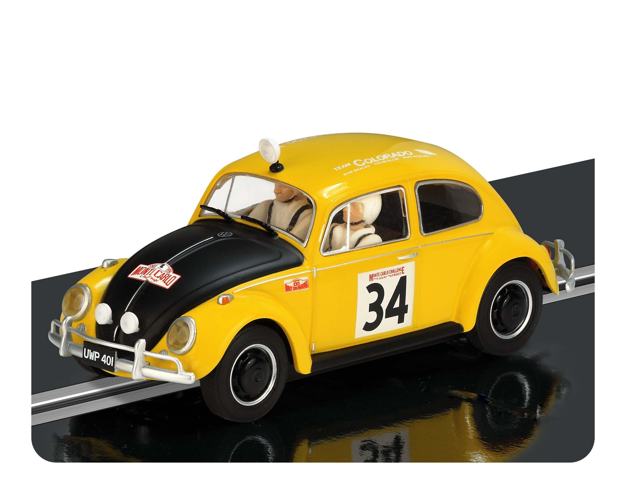 VW Käfer (Rally Monte Carlo)