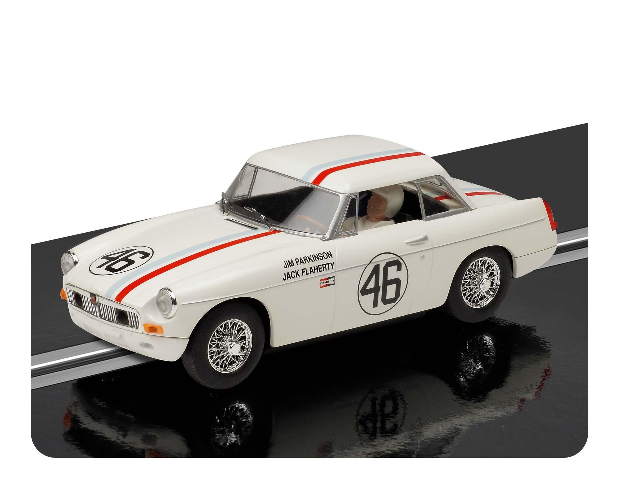 MGB No 46 (24h Le Mans)