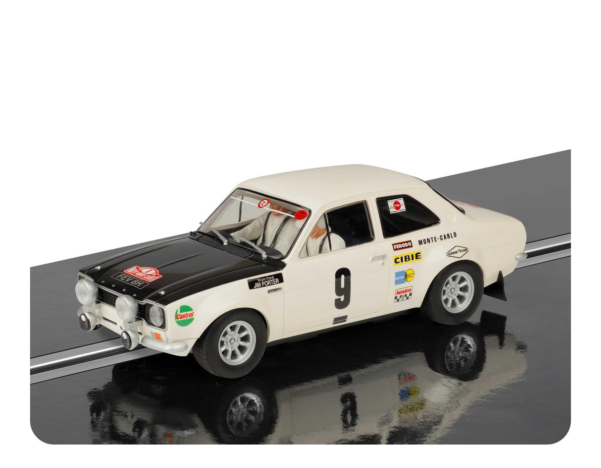 Ford Escort MK I Roger Clark