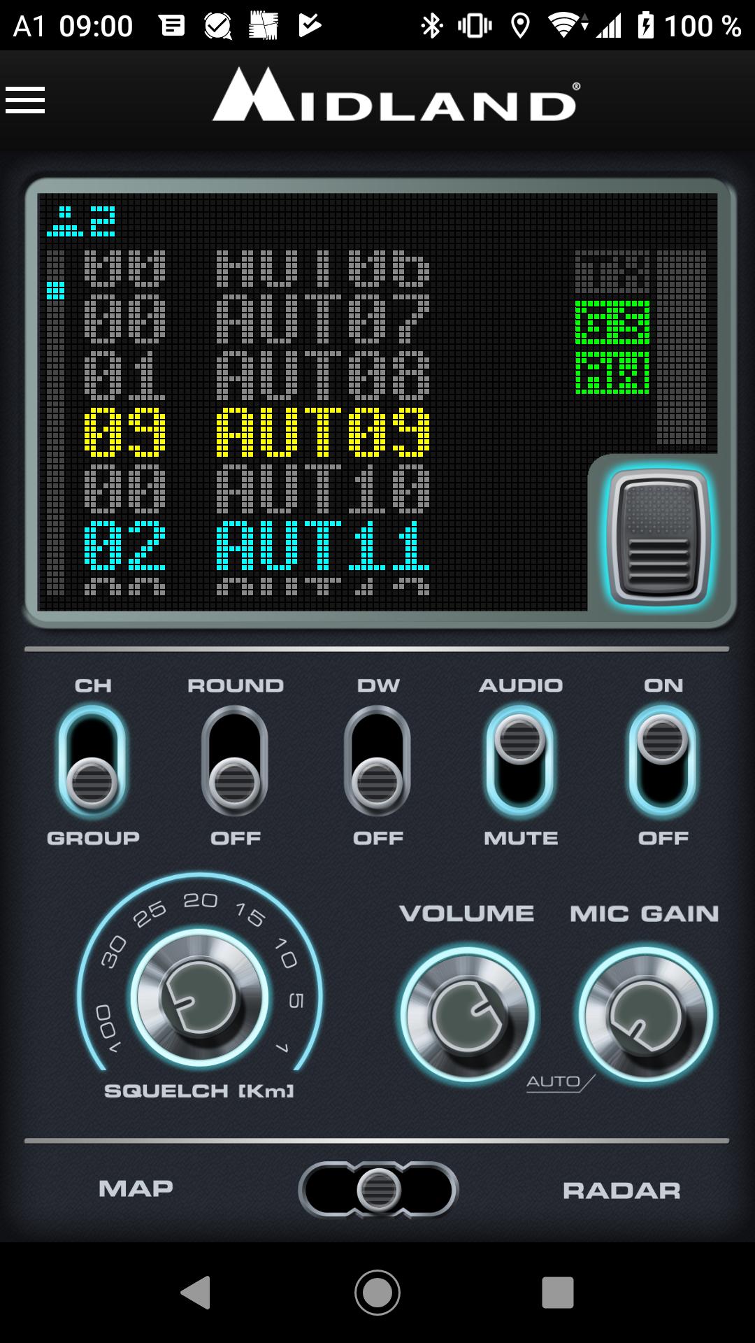 CBtalk AUT09 app
